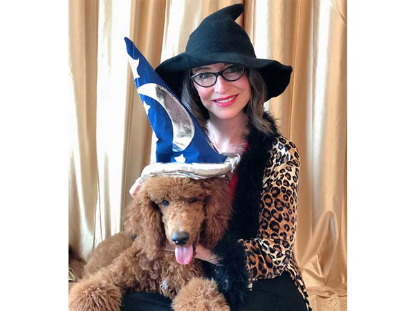 Felicia and Merlin the Wizard